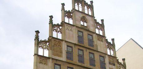 FMK Standort Bielefeld Gebäude Abbild